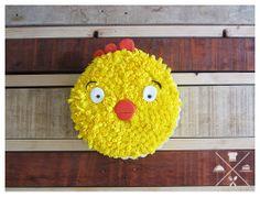chick cake, torta de pollito, buttercream cake, birthday cake, happy birthday