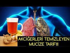 Sigarayı bıraktıran ve akciğerleri temizleyen mucize tarif - YouTube Lava Lamp, Table Lamp, Mugs, Youtube, Aspirin, Lamp Table, Table Lamps, Mug