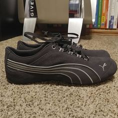 Puma Women's Soleil Suede Brand new, only worn once. Does not have original box Puma Shoes Athletic Shoes