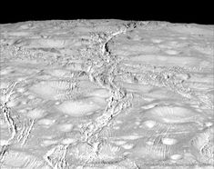 The north pole of Saturn's moon Enceladus is unexpectedly fascinating and complex.