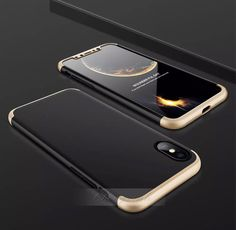 Our latest and greatest. iPhone X, Ultra T... Browse our latest collection. http://jandjcases.com/products/iphone-x-ultra-thin-black-gold-hybrid-hard-case?utm_campaign=social_autopilot&utm_source=pin&utm_medium=pin