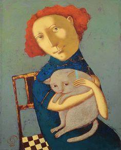 Animalarium: Ladies and Cats