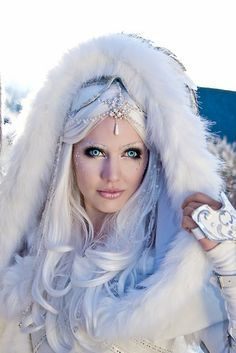 The Snow Queen or Ice Queen