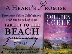 Maureen's Musings: Heart's Promise by Colleen Coble