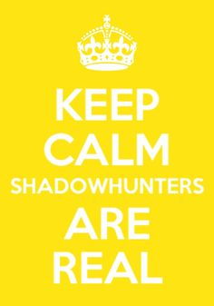 The Mortal Instruments; The Infernal Devices: Keep Calm