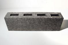woojai lee paperbricks recycled furniture designboom