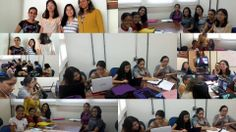 Moments from the International Women's Hackathon at IComp/UFAM!