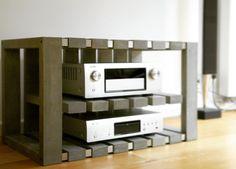 "24 mentions J'aime, 1 commentaires - kompatibel design (@thorax_concrete) sur Instagram : ""#thorax #concrete #hifi #highend #Rack #lowboard #beton #modular #filigran #solide #audio #Denon…"""
