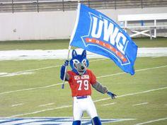 UWG! Go Wolves!