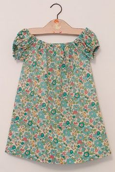 Liberty of London hand made dress