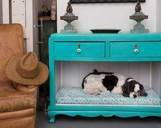 Items similar to Pet cot on Etsy Dog Room Design, Dog Grooming Shop, Diy Dog Bed, Dog Furniture, Custom Dog Portraits, Dog Rooms, Cat Memorial, Dog Crate, Pet Beds