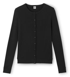 Womens plain cardigan