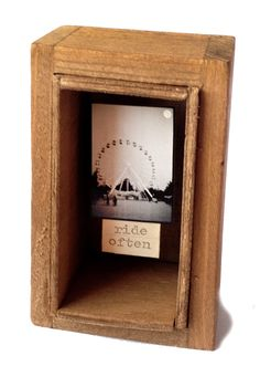 ride & ride Wood, Frame, How To Make, Handmade, Photography, Home Decor, Picture Frame, Hand Made, Photograph
