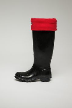 $30 Red Hunter Welly Socks