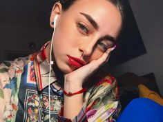 Publicación de Instagram de @nicki.nicole • 28 de Ago de 2019 a las 4:22  UTC Freestyle Rap, Billie Eilish, Instagram Posts, Singers, Ph, Paper, Famous Celebrities, Celebrity Photos, Girl Photography