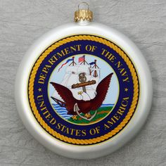 United States Navy Patriotic Quilted Handmade Christmas Ornament ...
