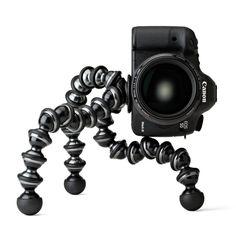 Joby GorillaPod Focus trépied for Professional SLRs and caméras: Amazon.fr: Photo & Caméscopes