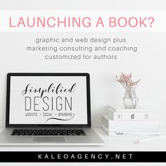 Launching a book? Here's the help you need to get your book brand platform and message effectively into the hands of your readers.