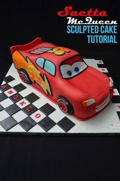 Şimşek McQueen Araba Yaş Pasta Yapımı ,  #şimşekmcqueen #şimşekmcqueenpasta #şimşekmcqueenpastayapılışını , Evde çocuklarınız için Şimşek Mcqueen araba yaş pasta yapmaya ne dersiniz. Doğum günleri için çok güzel bir sürpriz olacaktır. Hemde siz...