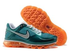 New Nike Air Max Trainer 1.3 Breathe for Women Shoes Green Orange Sale Price:£39.28