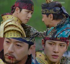 Empress Ki Ji Chang Wook & Joo Jin Mo