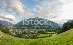 #Radenthein #Panorama #Summer 2014 With Mt. #Mirnock In #Background @iStock #istock #ktr14 @carinzia #landscape #stock #photo #download #hires #portfolio #nature