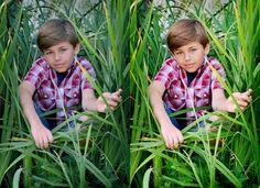 steps to correct a photo