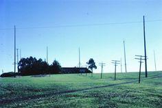 W6AM Rhombic Antenna Array