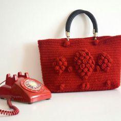 Crochet Fashion bag