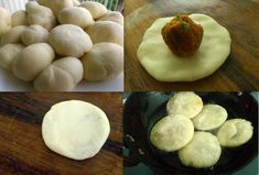 Kachori is an Indian snack similar to samosa (its more famous cousin) but yet different. It is a flaky pastry filled with different spices and lentils. Just like other famous snacks, there are lots… Savory Snacks, Yummy Snacks, Snack Recipes, Cooking Recipes, Potato Recipes, Cooking Ideas, Vegetarian Recipes, Dinner Recipes, Tikka Recipe
