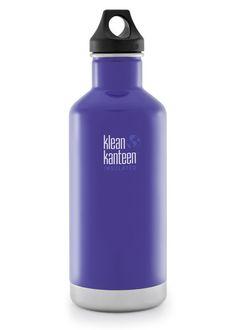 Klean Kanteen Classic Vacuum Insulated 32oz Bottle