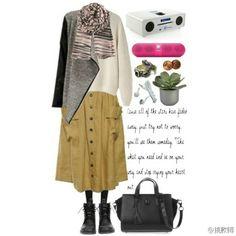 休闲长裙 Polyvore, Outfits, Image, Fashion, Clothes, Moda, Suits, Fasion