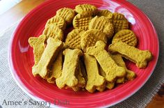 These dog treats are easy to make and more nutritious for your furry friend than the store bought counterparts.  The recipe came from the Organic Dog Treat Cookbook from the Bubba Rose Biscuit Company.  This cookbook is full of drool-worthy treats your dog will beg for!  My dog, Brownie, gives this recipe a big paw's... Read More »