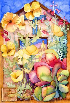 Helen Shafer Garcia - 7. Poppy Retablo.jpg