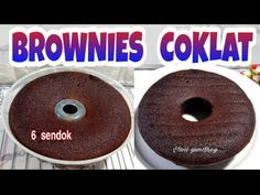BROWNIES KUKUS CHOCOLATOS enak dan lembut #dirumahaja - YouTube Brownie Recipes, Cake Recipes, Black Magic Chocolates, Magic Chocolate Cake, Brownies Kukus, Steamed Cake, Homemade Cookies, Kids Meals, Snacks
