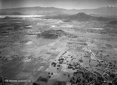 9 MAY 1941 CERRO DE LA ESTRELLA DESDE EL CANAL NACIONAL AEROFOTO 2112 PROPIEDAD DE FUNDACIÓN ICA DERECHOS RESERVADOS | Flickr - Photo Sharing!