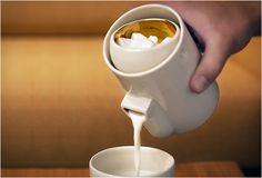 Newton Milk & Sugar Set, by Tonfisk