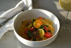 I like easy!!! I have to admit I am not one that enjoys preparing meals.  This dish is both easy and delicious! Try it, You'll like it!