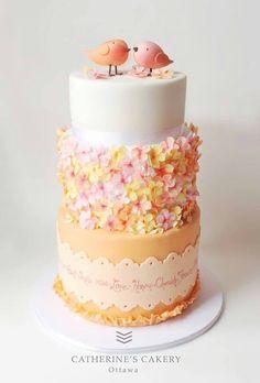 Inspiração de bolo