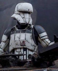 Imperial Hovertank Pilot (Tank Trooper)