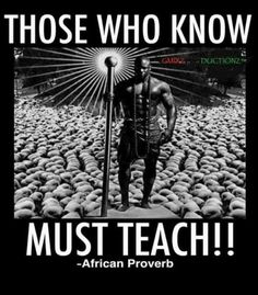 Be inspired and teach – Zitate Black History Facts, Black History Month, Strange History, Mantra, African Proverb, Truth Hurts, African American History, British History, Black People