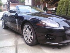 2007 Jaguar XK-Series XK Convertible.  Mine.