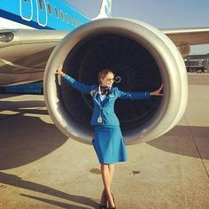 Enjoying The Benefits Of Cheap Airfare Corporate Uniforms, Airline Uniforms, Intelligent Women, Airline Flights, Cabin Crew, Style And Grace, Flight Attendant, These Girls, Vintage Advertisements