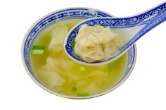 won-ton soup