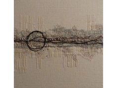 Preview of A Stitch in Rhyme :Stannergate Mist by Sheila Mortlock....inspired by a friends poem...