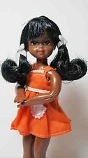 Beautiful! Vintage Barbie Tutti friend AA CARLA #7377 available only in Europe
