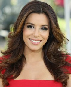 Eva Longoria hairstyles for long hair for women are a great thing. Eva Longoria hairstyles long hair too washes your hair regularly, will have a great idea. Balage Hair, Eva Hair, Hair Dos, Long Curls, Long Wavy Hair, Prom Hairstyles, Latest Hairstyles, Popular Hairstyles, Hair Styles 2014