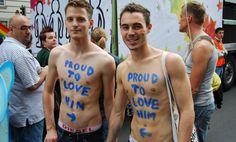 Best Gay Pride in Europe - Gay Pride in Vienna. Copyright Dieter Zirnig. More on http://www.europeanbestdestinations.com/top/best-gay-pride-in-europe  #Gay #Lesbian #Travel #Europe #Vienna
