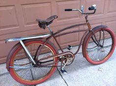 Beach Cruisers, Old Bikes, Bike Stuff, Rats, Bicycles, Sick, Kitchens, Blue Prints, Bicycle