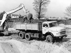 LK 2220 blev bygget i 1971, som lillebror til den noget større LK 2624  By Mercedes-Benz Trucks Danmark